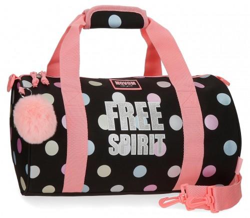 3063021 bolsa de viaje 41cm movom free dots