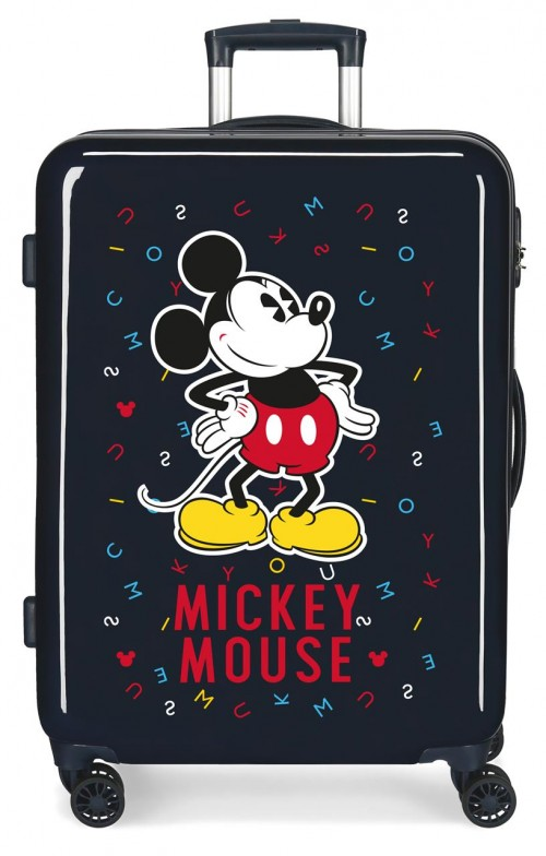307182A maleta mediana have a good day mickey