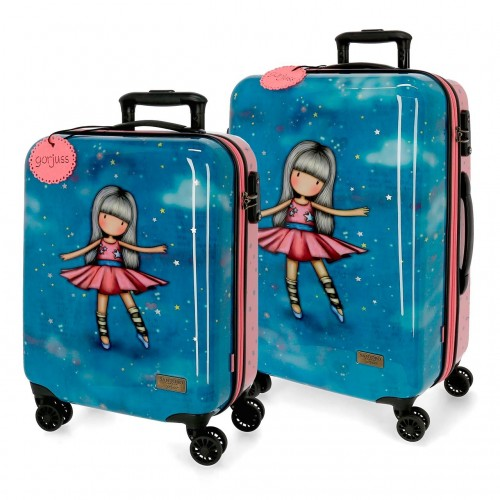 3131621 Juego maletas Cabina y Mediana Gorjuss Dancing