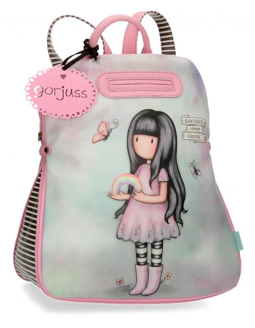 3142221 Mochila 38 cm Gorjuss Somewhere