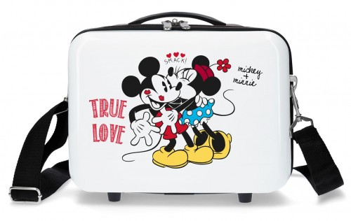 3213922 Neceser Mickey y Minnie True Love