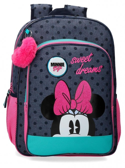 41723D1 mochila 40 cm Sweet Dreams Minnie