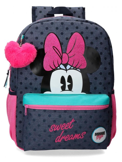 41724D1 mochila 42 cm Sweet Dreams Minnie