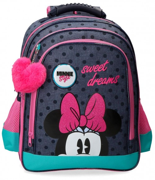 4172521 mochila mediana 38 cm Sweet Ddreams Minnie
