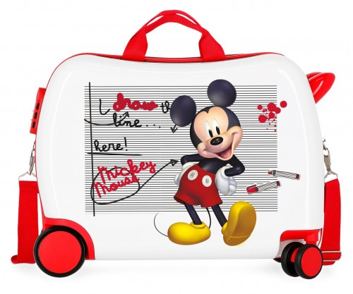 4329821 maleta infantil mickey draw the line
