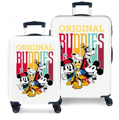 4331921 Set maleta cabina y medina infantiles original buddies