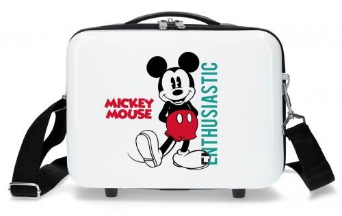 4393921 Neceser Rígido Mickey Enthusiastic