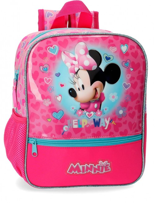 4792161 mochila 28cm minnie help on the day