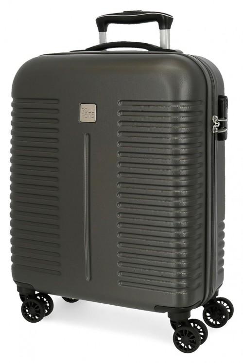 5089122 maleta de cabina rígida india antracita