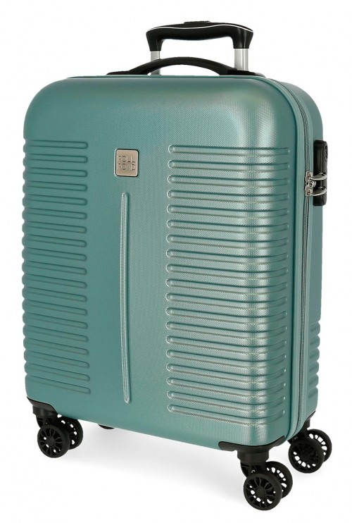 5089125 maleta de cabina rígida india turquesa