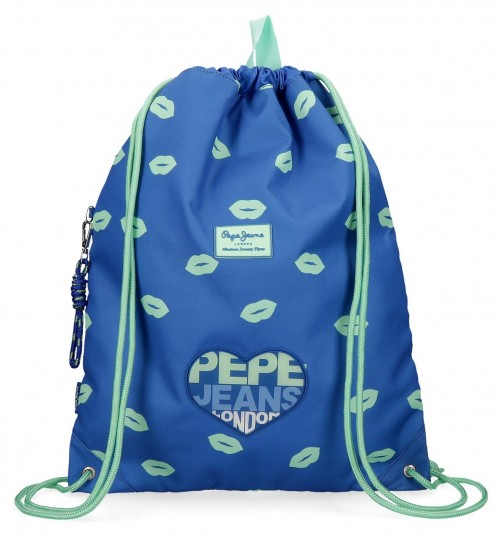 6043821 gym sac pepe jeans ruth
