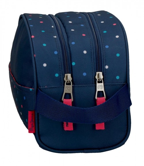 6064421 neceser adaptable doble comp. pepe jeans molly