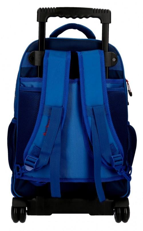 6092921 mochila compacta pepe jeans overlap