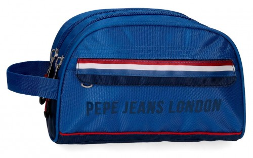 6094421 neceser doble compartimento adaptable pepe jeans overlap
