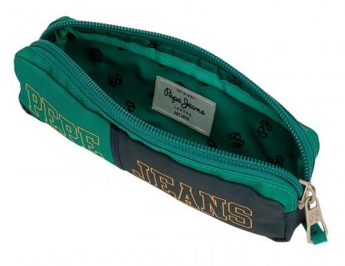 6114022 portatodo básico pepe jeans mark verde