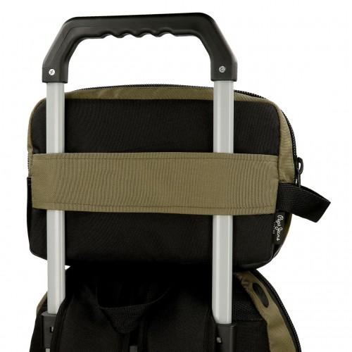 6144521 neceser doble compartimento adaptable pepe jeans caden