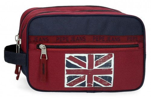 6154521 neceser doble pepe jeans andy