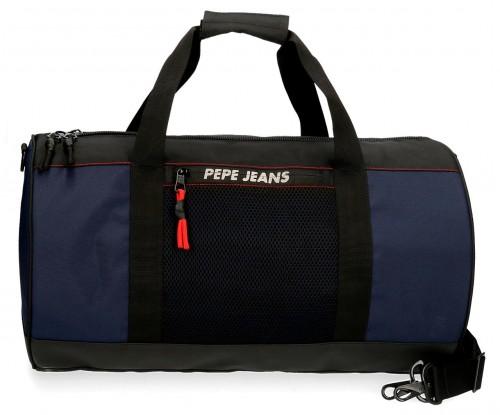 6163521 bolsa de viaje 50cm pepe jeans split
