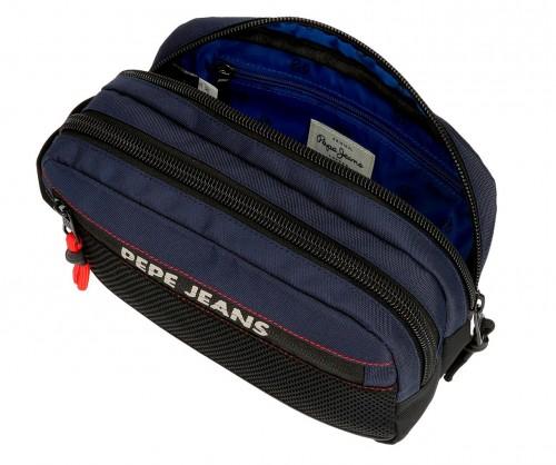6164521 neceser adaptable doble comp. pepe jeans split
