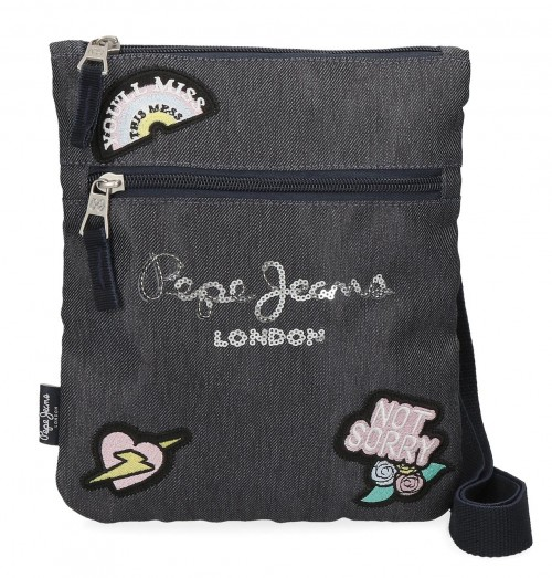 6185521 bolso bandolera pepe jeans emi