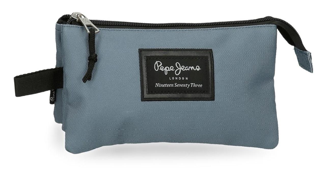 Portatodo Triple Pepe Jeans Aris Evergreen Denim 6334327