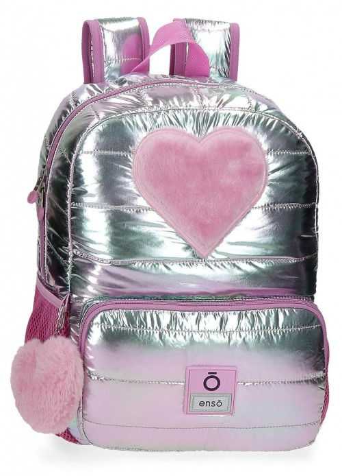 90122D1 mochila mediana 37cm adaptable enso fancy