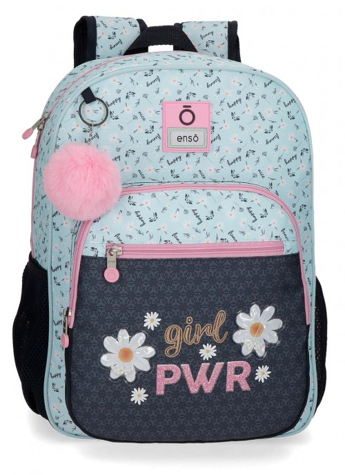 90222D1 mochila mediana 38cm enso girl power