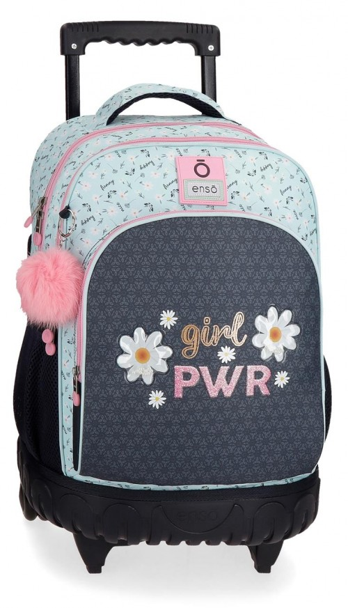 9022921 mochila compacta enso girl power
