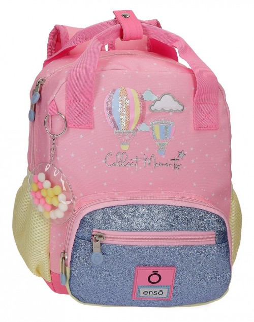 9032021 mochila urbana de 28cm enso collect moments