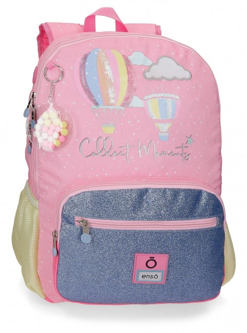 90324D1 mochila 44cm adaptable de doble comp. enso collect moments