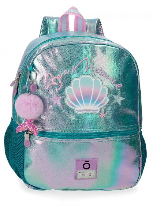 9052121 mochila pequeña 32cm enso be mermaid