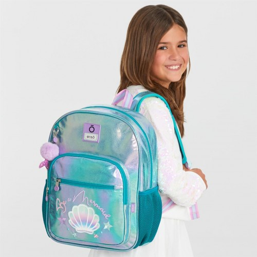 90522D1 mochila mediana 38cm enso be mermaid