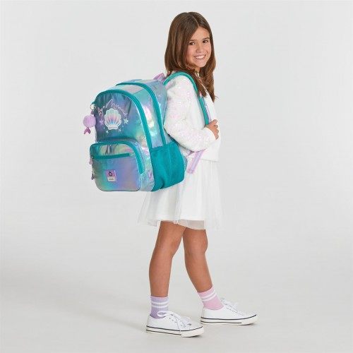 90524D1 mochila 44cm adaptable doble c. enso be mermaid