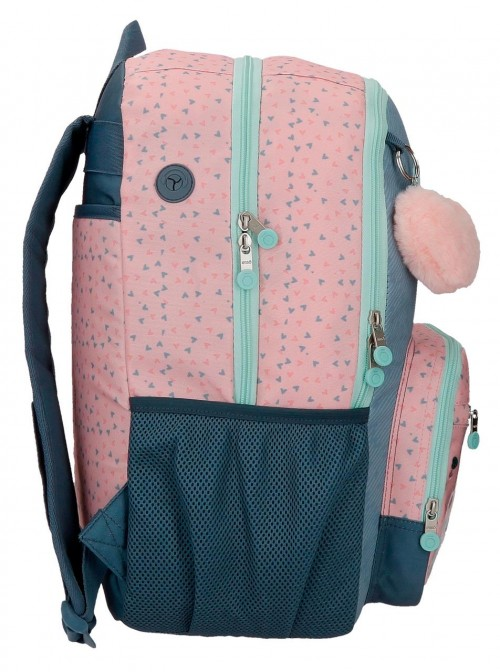 90624D1 mochila 44cm adaptable doble comp. enso good day