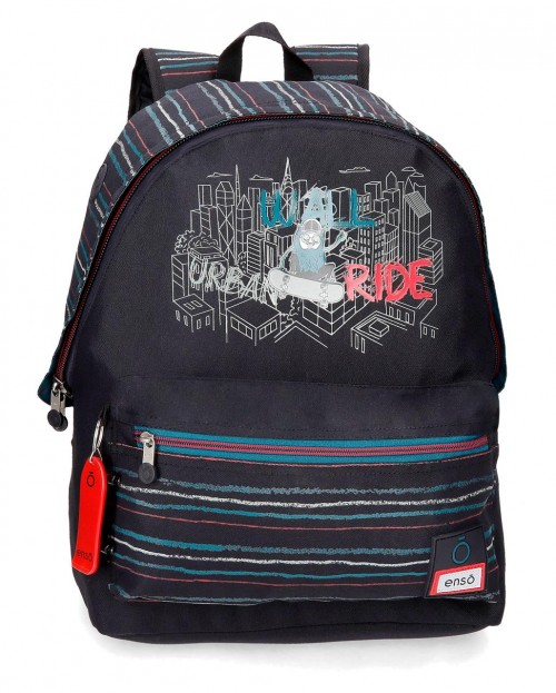 90723D1 mochila 44cm adaptable enso wall ride