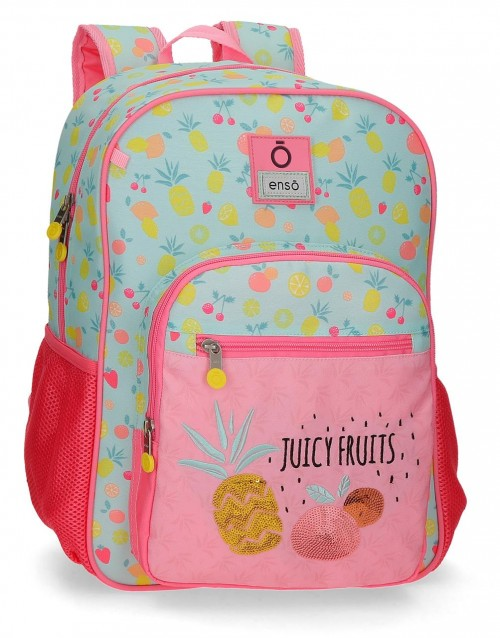 90922D1 mochila mediana 38cm adaptable  enso juicy fruits