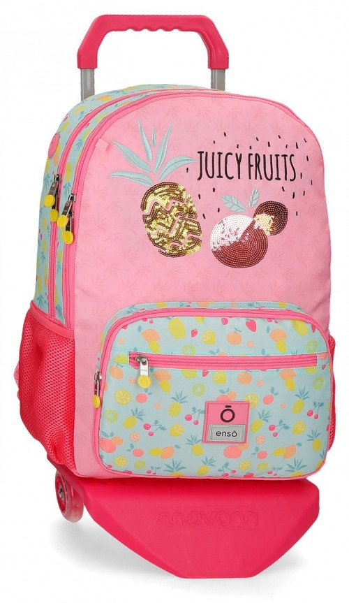90924T1 mochila grande 44cm doble comp. enso juicy fruit