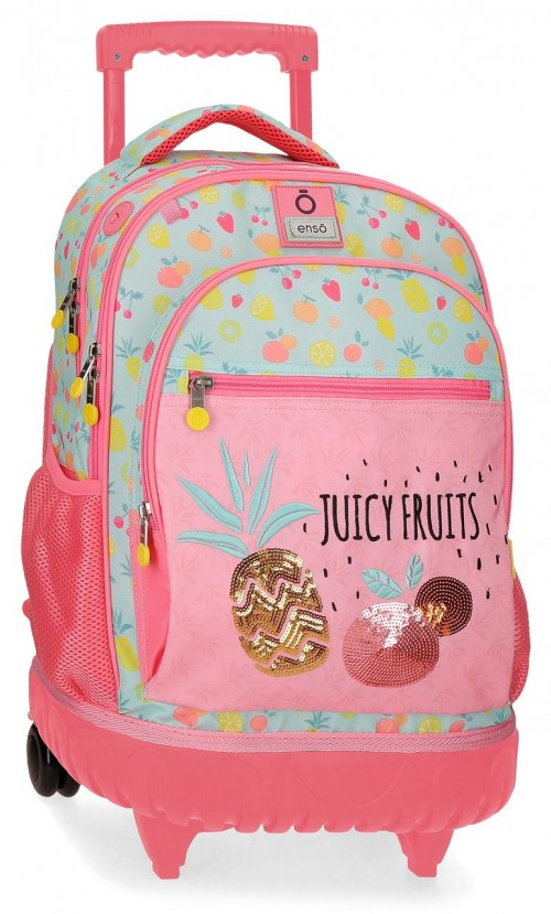 9092921 mochila compacata  Enso Juicy Fruits