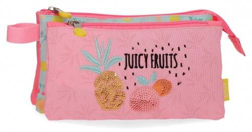 9094321 estuche triple  Enso Juicy Fruits
