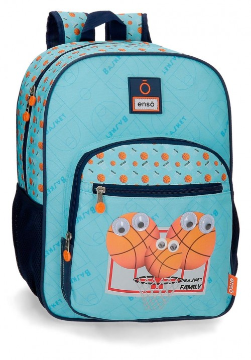 91623D1 mochila mediana 38cm adaptable enso basket family