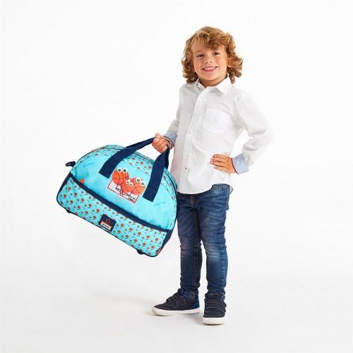 9163021 bolsa de viaje 40cm enso basket family
