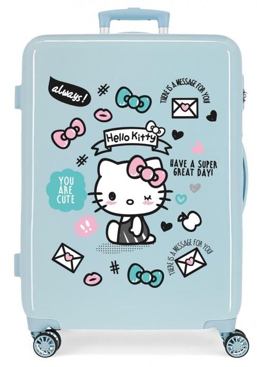 2151821 Maleta mediana Hello Kitty You Are Cute