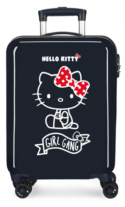 4231721 maleta de cabina hello kitty girl gang