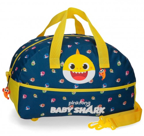 2113221 Bolsa de Viaje 40 cm Baby Shark My _Good Friend