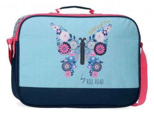 4085321 cartera extraescolar roll road wild and free