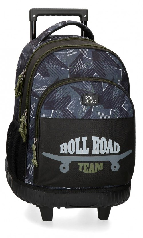 4112921 mochila compacta roll road team