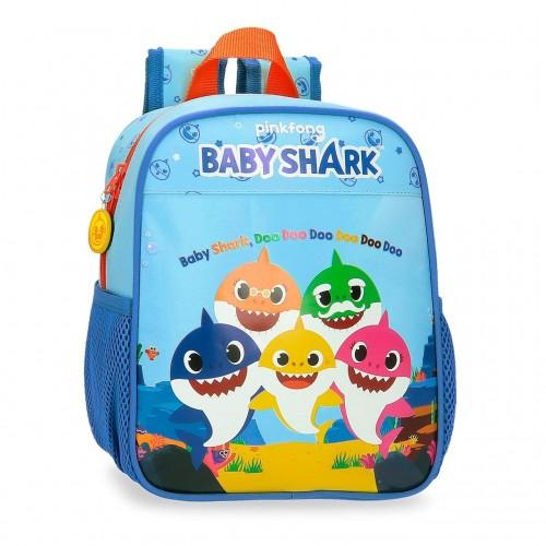 4152021 Mochila Guardería 25 cm Baby Shark