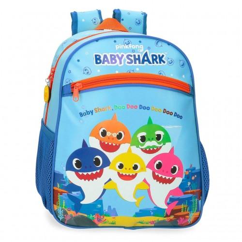 4152221 mochila 33 cm baby shark