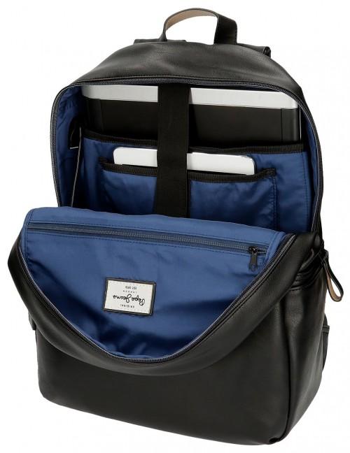 7152321 mochila portaordenador Pepe Jeans Vegan