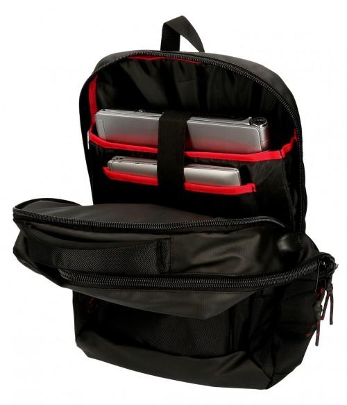 mochila 47 cm portaordenador Pepe Jeans Bromley
